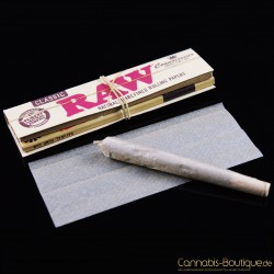 RAW Classic KingSize Slim mit Tips