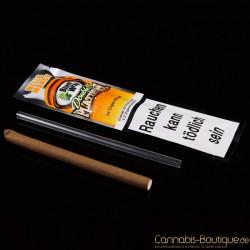 """Aromatisiertes Zigarrenpapier """"Blunt"""" Mello Mango von Blunt Wrap"""