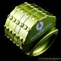 Phoenician Engineering 4-teiliger Premiumgrinder