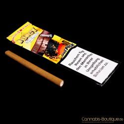 "Aromatisiertes Zigarrenpapier ""Blunt"" Mango-Papaya von Juicy Jay´s"