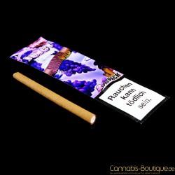 "Aromatisiertes Zigarrenpapier ""Blunt"" Wilde Traube von Juicy Jay´s"