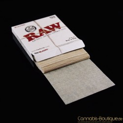 RAW Pergamentpapier 100 Stück
