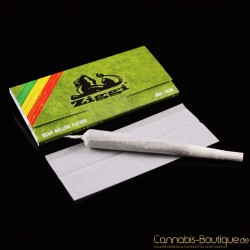 Ziggi Paper und Tips aus Hanfpapier King Size Slim