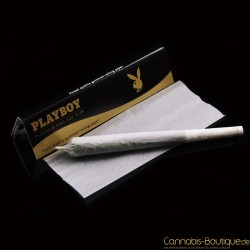 Playboy Platinum King Size Slim Papers