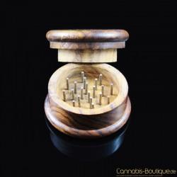 Nagel-Grinder aus Holz 49mm