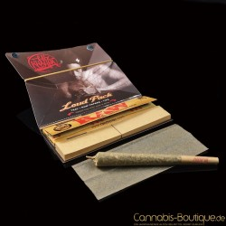 RAW Wiz Khalifa Loud Pack Kingsize Slim mit Tips und Bröselschale