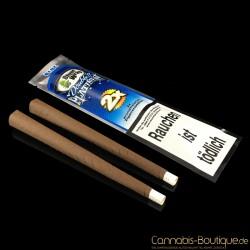 """Aromatisiertes Zigarrenpapier """"Blunt"""" Blue von Platinum Wraps"""