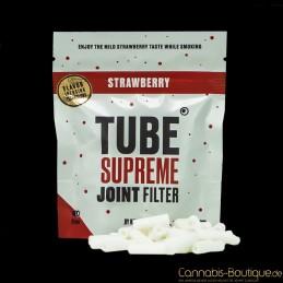 Real Leaf Tube Supreme Strawberry