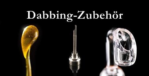 Dabbing-Zubehör