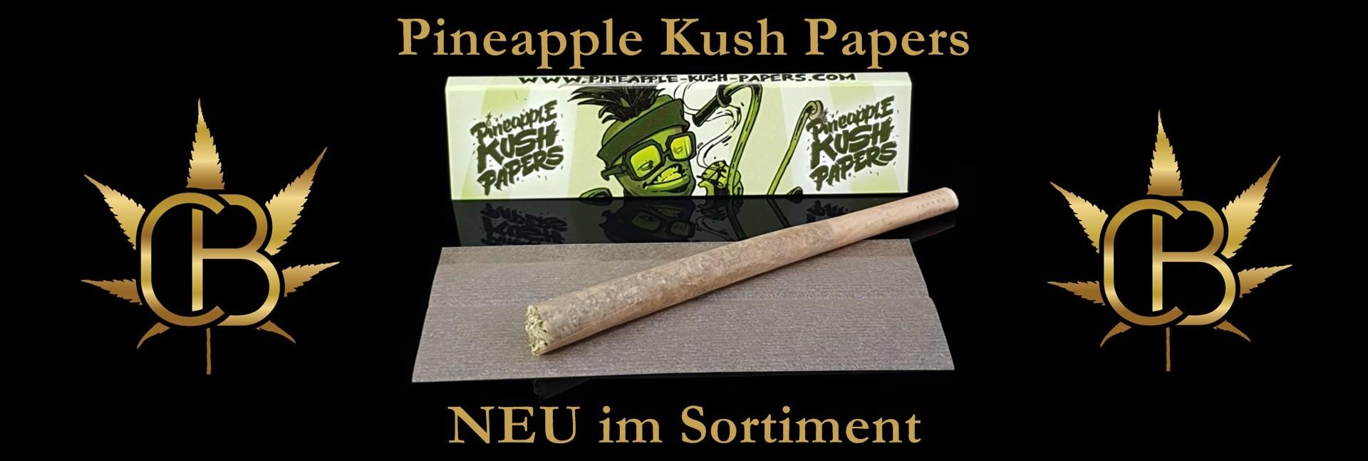 Pineapple Kush Papers